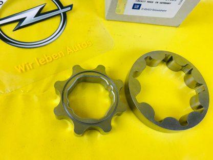 NEU + ORIGINAL GM Reparatursatz Ölpumpe Opel Insignia 1,6 mit 115PS / 180PS