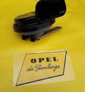 NEU + ORIGINAL Opel Kadett E Vectra A Omega A Senator B Calibra Signalhorn Hupe