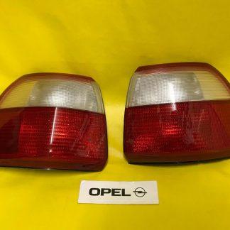 NEU PAAR Rücklicht Omega B Limousine FACELIFT Rückleuchte Leuchte hinten DEPO