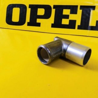 NEU + ORIG GM Opel Winkelstutzen 24 mm Entlüftung Nockenwellengehäuse Lüftung
