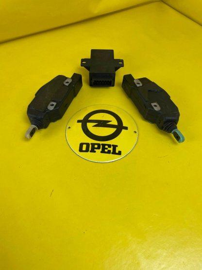 ORIGINAL Opel Calibra Vectra A Astra F Satz Motor+Steuerger. Zentralverriegelung