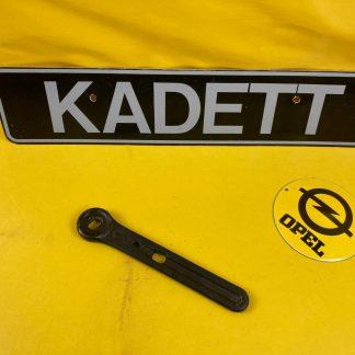 NEU + ORIGINAL Opel Kadett A B Rekord A B C Bordwerkzeug Ratsche Wagenheber