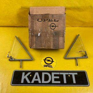 NEU + ORIG Opel Kadett A Dreieckfenster Drehfenster Türfenster Limousine Kombi