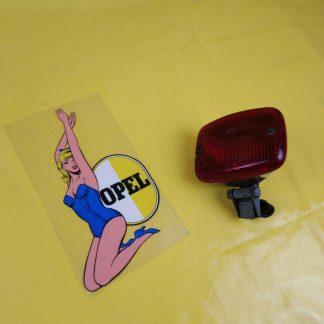 Opel Kadett A / B Rekord A / B / C Nebelschlussleuchte Chrom