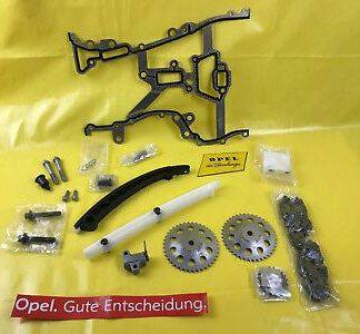 NEU + ORIGINAL OPEL Steuerkettensatz Opel Corsa B 1,0 L (54PS) + 1,2 L (65PS)