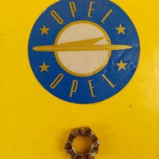 NEU + ORIG Opel Kadett B / C GT Manta A Kronenmutter M16 für die Vorderradnaben