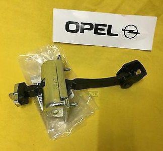 NEU + ORIG Opel Türfangband vorn passend für Opel Corsa D 3 Türer + alle Corsa E