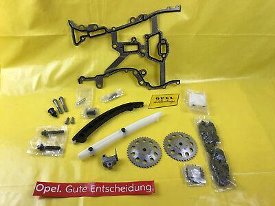 NEU ORIGINAL OPEL Steuerkettensatz Astra H 1,4 Liter 75 + 90 PS/Motorcode Z14XEP