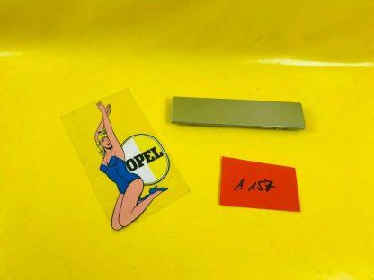 NEU + ORIGINAL Opel Kadett B Blende Radio Abdeckung Armaturenbrett