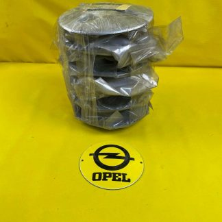 NEU + ORIGINAL Opel Kadett D E Ascona C Corsa A Radkappe Satz Nabendeckel Felgen