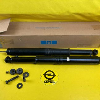 NEU + ORIGINAL Opel Omega A B Limousine Stoßdämpfer mit Niveauregulierung