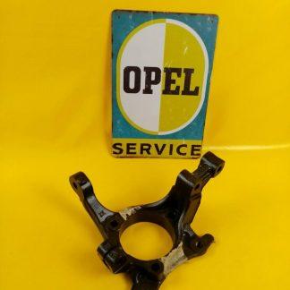 NEU + ORIG GM Opel Astra H 1,7 1,9 2,0 Achsschenkel vorne links Radlager Gehäuse