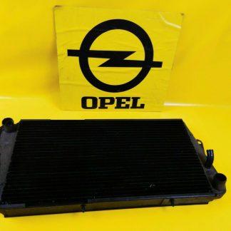 NEU + ORIGINAL Opel Rekord B Kühler 6 Zylinder Modelle Radiator Kühlerschlauch