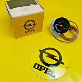 NEU + ORIGINAL Opel Kadett A Fernthermometer Temperatur Kapillar Anzeige
