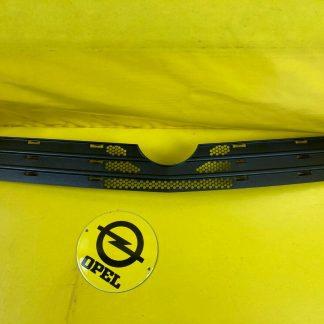 NEU + ORIGINAL Opel Astra H Luftabweiser Kühlergitter Leiste Kühlergrill