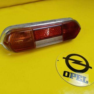 NEU + ORIGINAL Opel Kadett A Rücklicht komplett Coupe Limousine hinten links