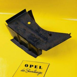 NEU + ORIGINAL Opel Rekord A / B Träger Rahmen Blech hinten links