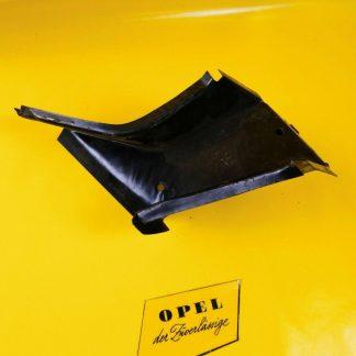 NEU + ORIGINAL Opel Rekord P1 / P2 Rahmen Träger Wagenheberstütze hinten links