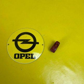 NEU + ORIGINAL Opel Kapitän Admiral Diplomat A Halter Halter Sonnenblende rot