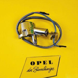 NEU + ORIG Opel Rekord P1 Coupe Limousine Kombi Lenkradschloss incl. Schlüssel