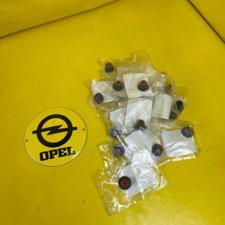 NEU + ORIGINAL GM Opel 16 x Ventilschaftdichtungs Satz 1,9 2,0 2,2 Vectra C