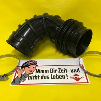 Ansaugschlauch Luftmengenmesser an Drosselklappe Opel 2,5E & 3,0E CiH + Schellen
