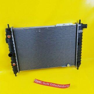 NEU + ORIGINAL GM / Opel Kühler Kadett E 1,6 + 1,7 Diesel Wasserkühler