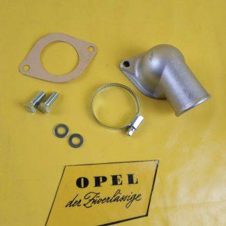 CiH 1,7 3,0 Deckel Thermostatgehäuse Dichtung inkl. Schelle + Schrauben
