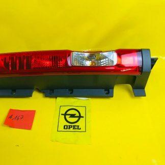 NEU + ORIGINAL Opel Vivaro Rücklicht rechts schwarz Rückleuchte Heckleuchte
