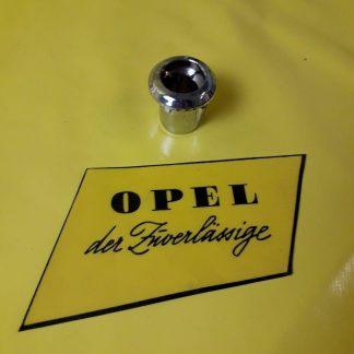 NEU + ORIG Opel Monza Senator A Gehäuse Schließzylinder Chrom Heckklappe Schloss
