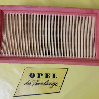 NEU + ORIGINAL Opel Manta B 1,8 S Rekord E 1,8 N 1,8 S Luftfilter / Einsatz