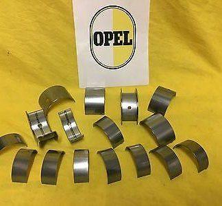 Lagerschalen Hauptlager Kurbelwelle Pleuellager Pleuel Opel Olympia Rekord A R3