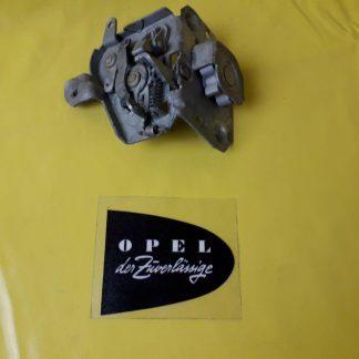 NEU + ORIGINAL Opel Rekord A / B / C Türschloss Schloss Tür Riegel hinten rechts