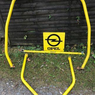 Überrollbügel Set Opel Ascona A / B Manta A / B / Commodore A B ? Überroll Bügel