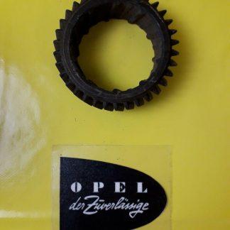 NEU + ORIGINAL Opel Olympia Rekord Schiebe Rad 1 Gang Getriebe + Rückwärtsgang