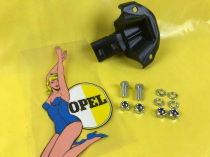 NEU Motorlager Motorbock Opel Olympia Rekord P1 / P2 Motor Dämpfungsblock Gummi