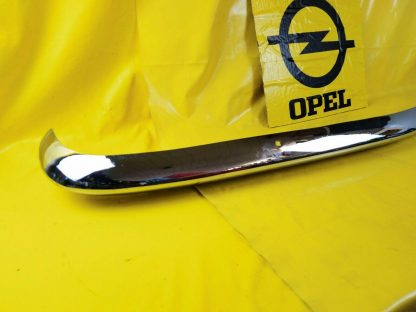 Neuteil Opel Kadett A Limousine Coupe Stoßstange vorne Bumper Stoßfänger