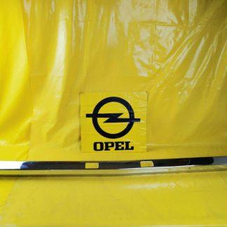 NEU + ORIG Opel Rekord D / Commodore B Coupe Stoßstange hinten Bumper