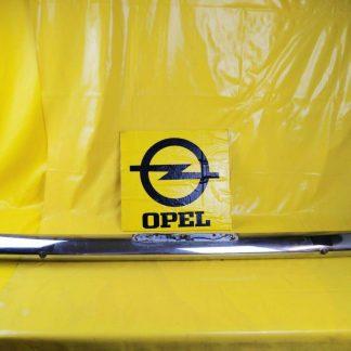 Opel Kadett B Limousine Coupe Stoßstange hinten Bumper Stoßfänger