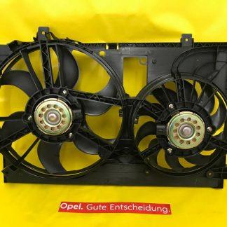 NEU Klimalüfter Opel Vectra C / Signum 3,0 V6 Diesel Kühler Gebläse Klima Lüfter