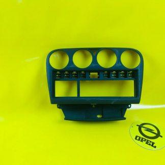 Neu + Original GM/Opel Omega B Verkleidung Klimaanlage Bedienfeld hinten