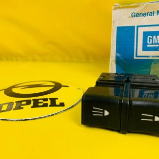 NEU + ORIGINAL Opel Admiral Diplomat B 2,8 5,4 V8 Schalter Licht Armaturenbrett