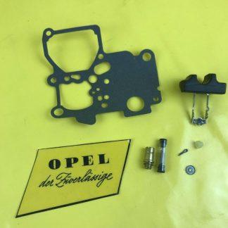 NEU + ORIG Opel Kadett D Manta B Ascona B 1,3 S Reparatursatz Schwimmer Nadel