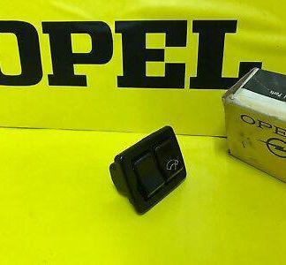 NEU + ORIGINAL Opel Schalter Scheibenwischer Kadett A Kippschalter schwarz NOS