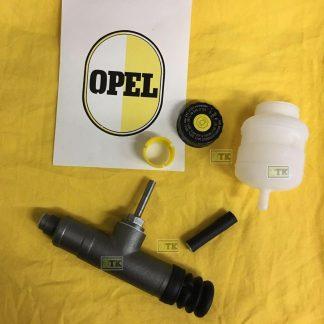NEU Hauptbremszylinder Bremszylinder Opel Olympia Rekord 53-57 + Behälter Filter