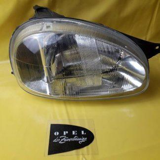 NEU + ORIGINAL Opel Corsa B Beleuchtung Außenbeleuchtung Scheinwerfer rechts