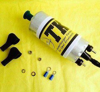 Benzinpumpe Kraftstoff Pumpe Opel Senator B 87-93 2,5i + 3,0 #815004#815005 -NEU