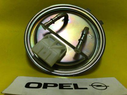 NEU + ORIG Opel Vectra B Verschlussdeckel mit Anschlüssen für Kraftstoffpumpe