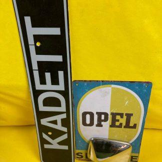 NEU + ORIGINAL Opel Kadett C Coupe Limousine Aßenspiegel Chrom links