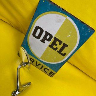 GEBRAUCHT + ORIGINAL Opel Rekord A B Außenspiegel chrom Coupe Limousine